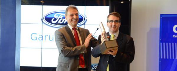 Garum Motor recibe su segundo 'Chairman's Award'