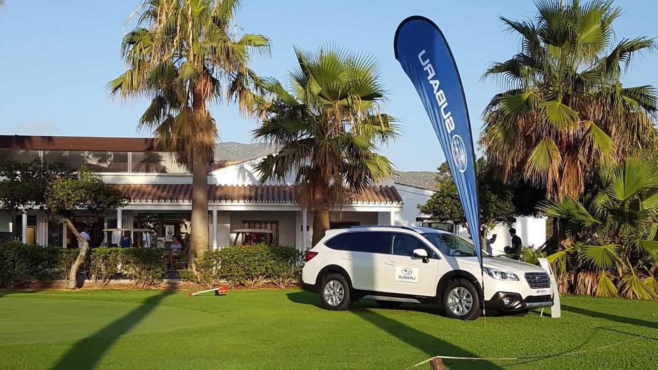Subaru Automoviles Nieto apoyando el proyecto humanitario en Nepal