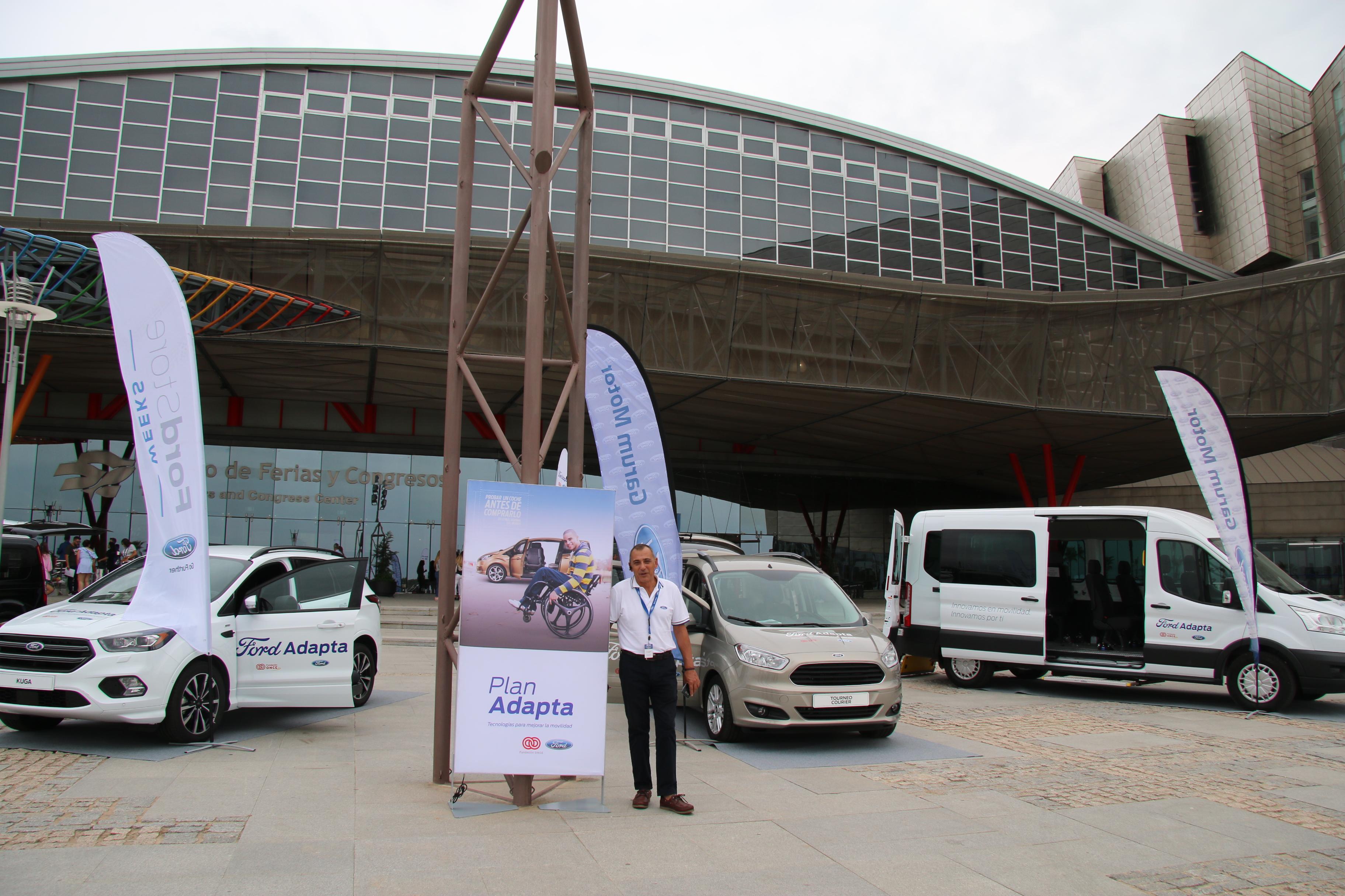 Ford Garum Motor participa en el Congreso Internacional de Tecnología y Turismo para Todos 2017