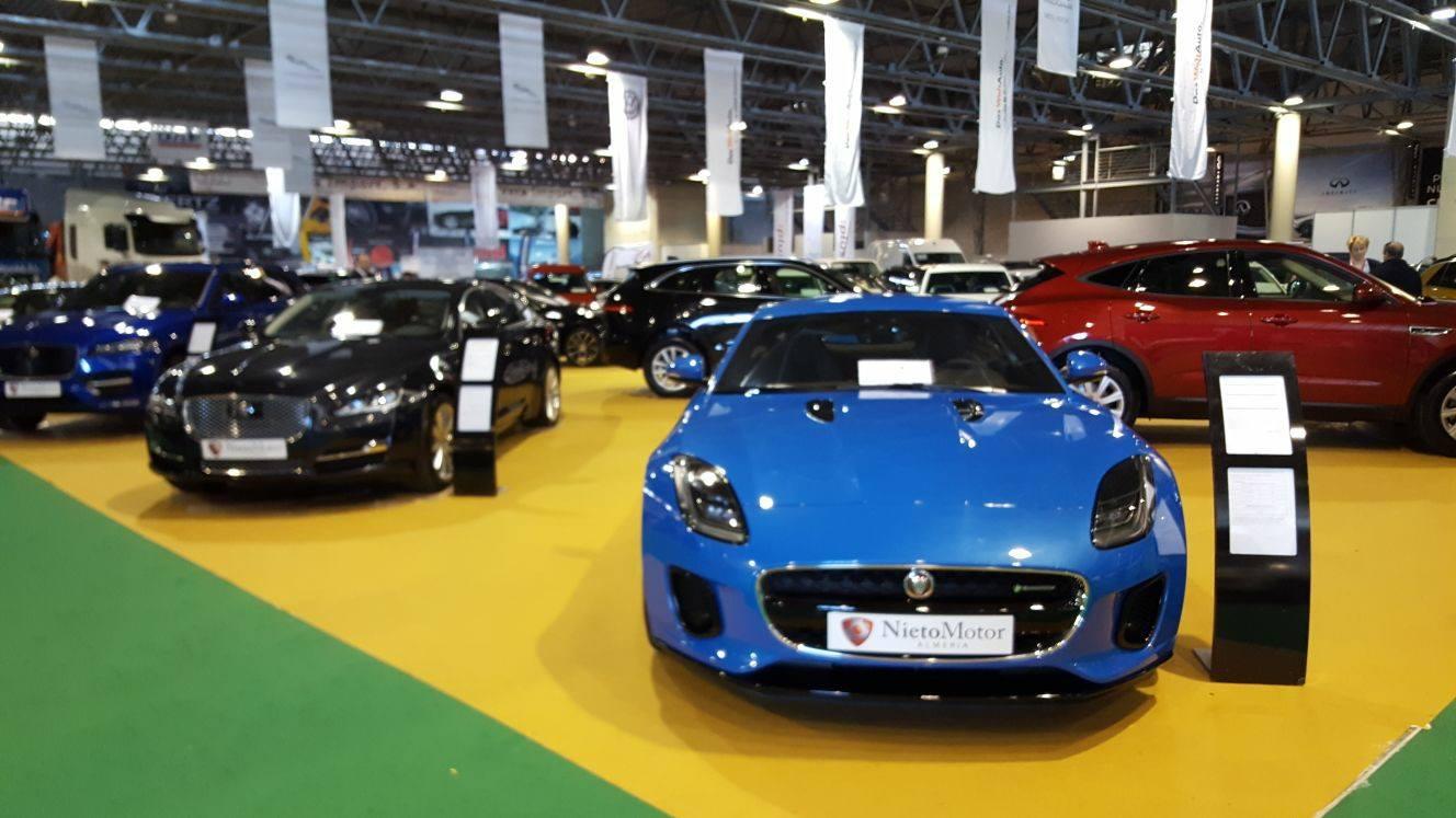 Nieto Motor Almería presente en Almeria Motor Show