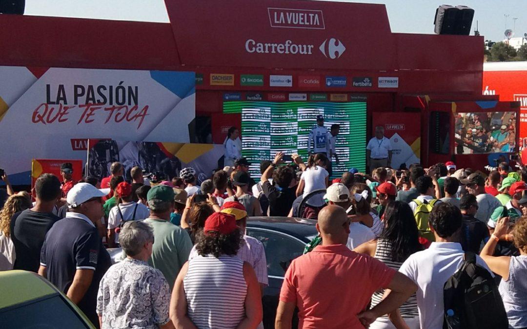 Continental nos invita a disfrutar de La Vuelta 2018
