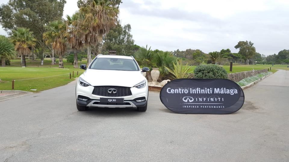 Torneo Golf Centro INFINITI Málaga en Parador de Golf Guadalmar