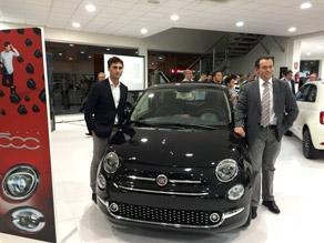 Fimálaga y Nieto Motor Almería presentan el nuevo Fiat 500